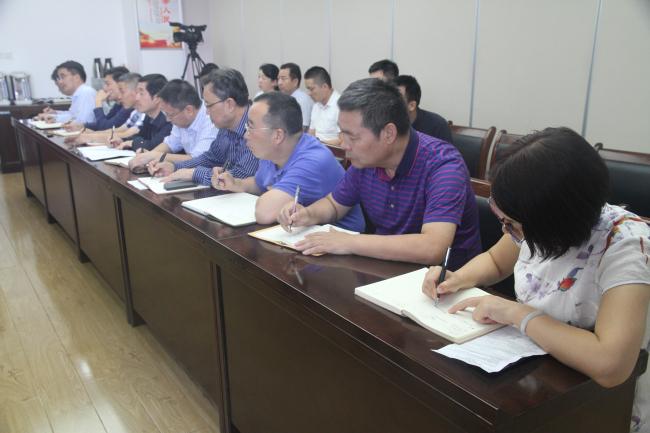 省住建厅召开党组扩大会议迅速传达省委常委会议和省政府安全生产专题会议精神