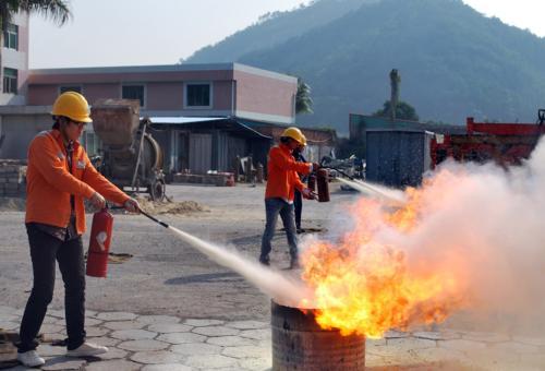 我廳要求加強行業監管 認真落實百日消防安全整治方案
